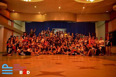 iPEed 2 - Dance Workshop