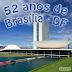Brasília comemora 52 anos com muita festa