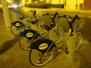 Valenbisi - Valencia Bikes photo - Spain