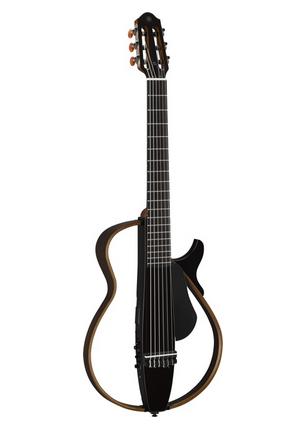 harga gitar klasik elektrik yamaha SLG200N