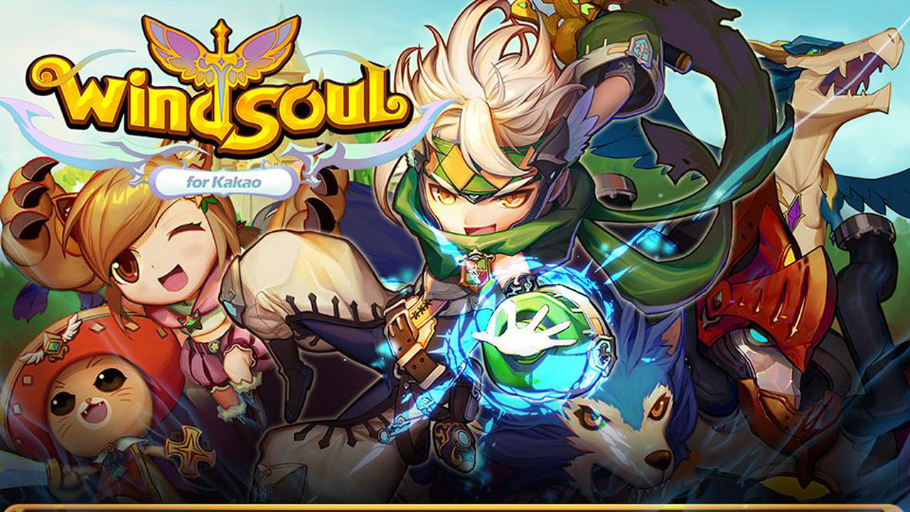 Wind Soul (윈드소울) Gameplay IOS / Android