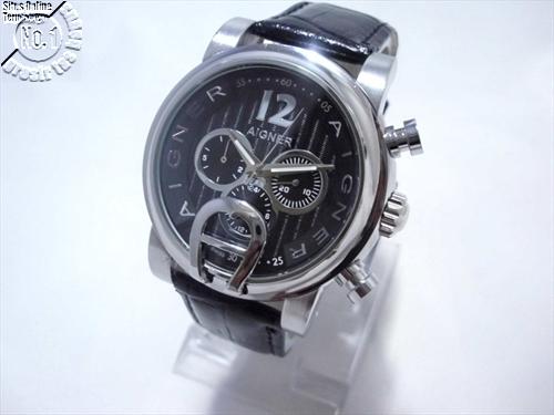 Jam Tangan Unisex Sporty Aigner 302 KW Terbaru Murah dan bagus Rp 315.000