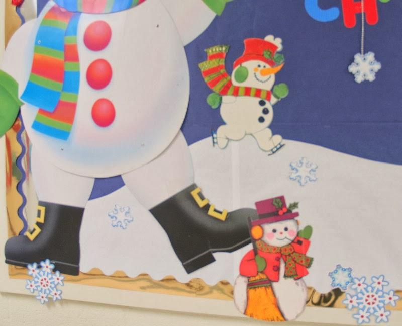 Un toque de mercy decoracion de invierno for Decoracion invierno