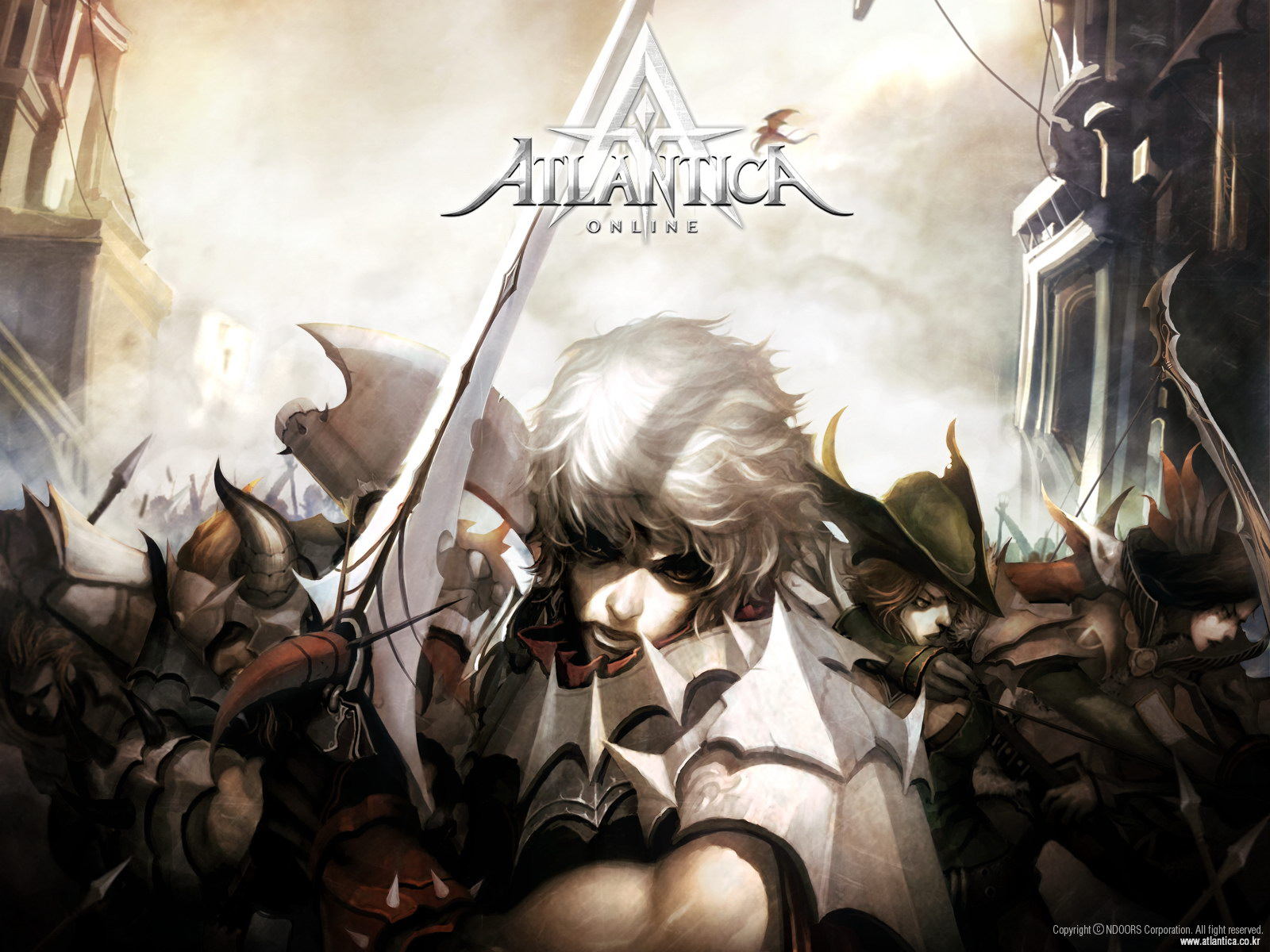 Atlantica HD & Widescreen Wallpaper 0.0499385312366636