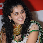 Cute Girl Tapsee Pannu With Her Beautiful Smile