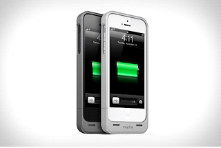 Mophie Juice Pack Helium battery case for iPhone 5