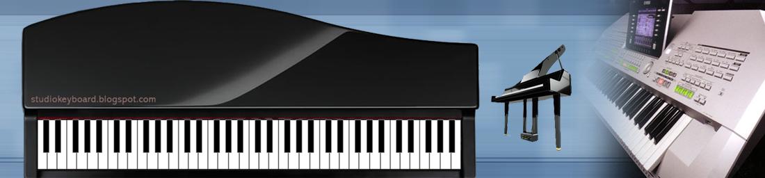 Lirik Lagu dan Keyboard