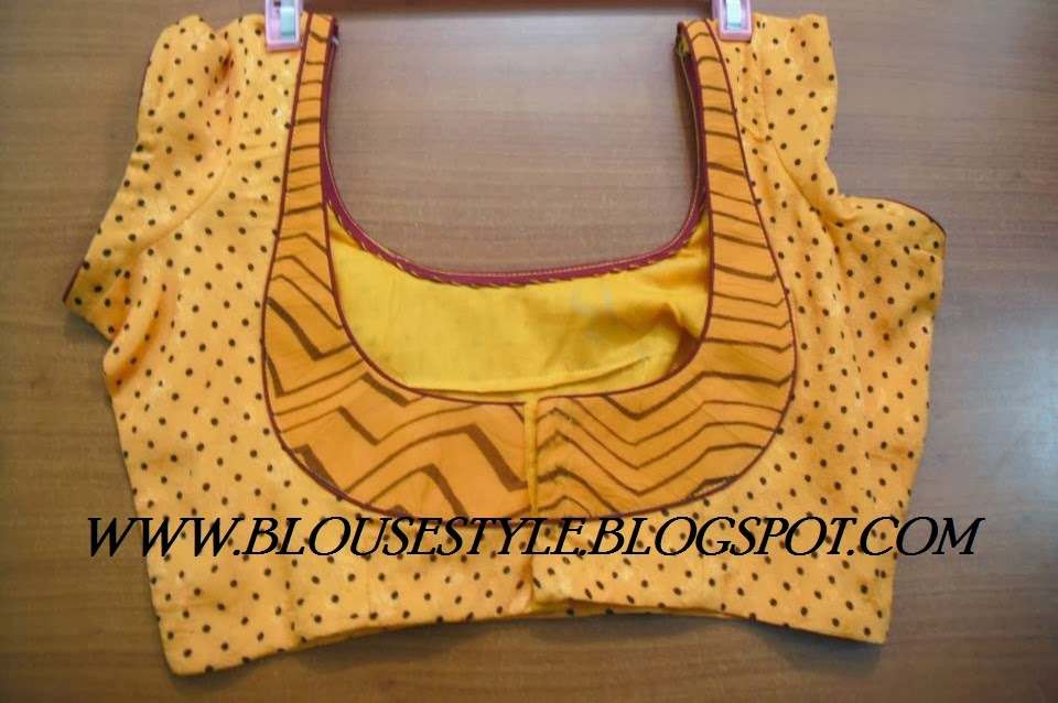 NEW MODEL YELLOW COLOUR CAP SLEEVE BLOUSE