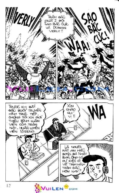 Jindodinho - Đường Dẫn Đến Khung Thành III  Tập 40 page 12 Congtruyen24h