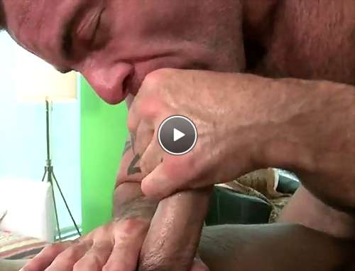 hunk massage video