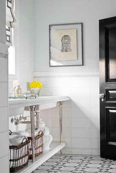 The Designer's Muse: Master Bath Inspiration
