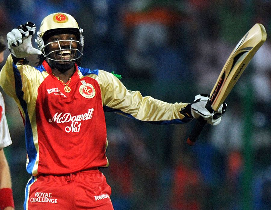 Chris Gayle Indian Premier League 2013 New HD Wallpaper   All