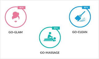 Go-Glam Go-Clean Go-Massage