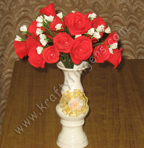 Red-Roses-Flower-Making