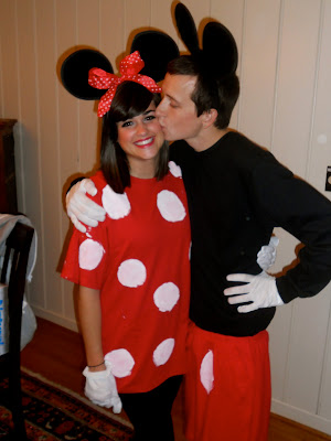 Life is a box of chocolates! : Halloween cute couple costumes - Cheap Cute Halloween Costumes