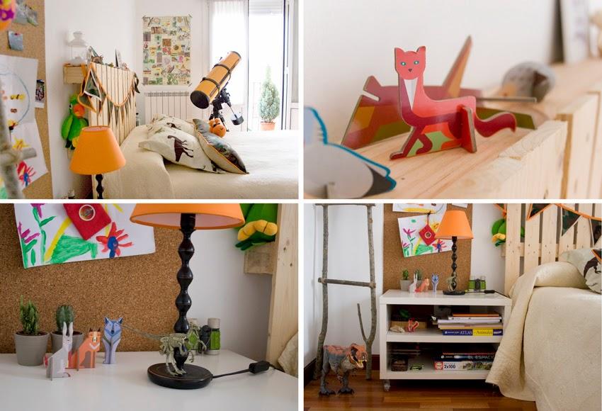 Decoramos una habitación infantil con Deco&Kids + Sorteo6