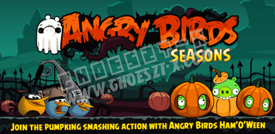 Angry Birds Seasons For Android