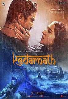 Kedarnath 2018 Hindi 720p WEB HDRip 550Mb x265 HEVC