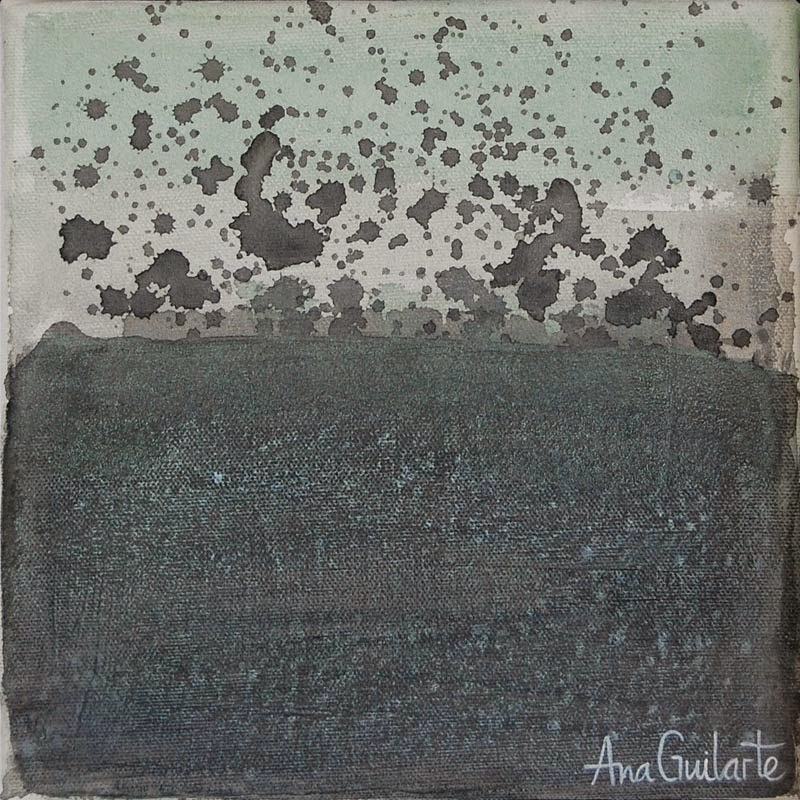 187. UNTITLED. 25X25cm. Sold/Vendido
