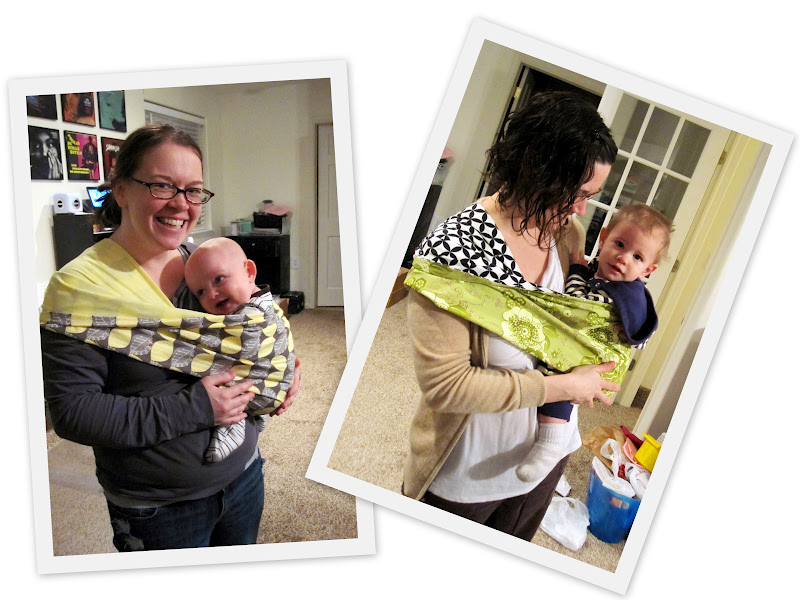 Tutorial: Pouch Sling Baby Carrier - Rae Gun Ramblings