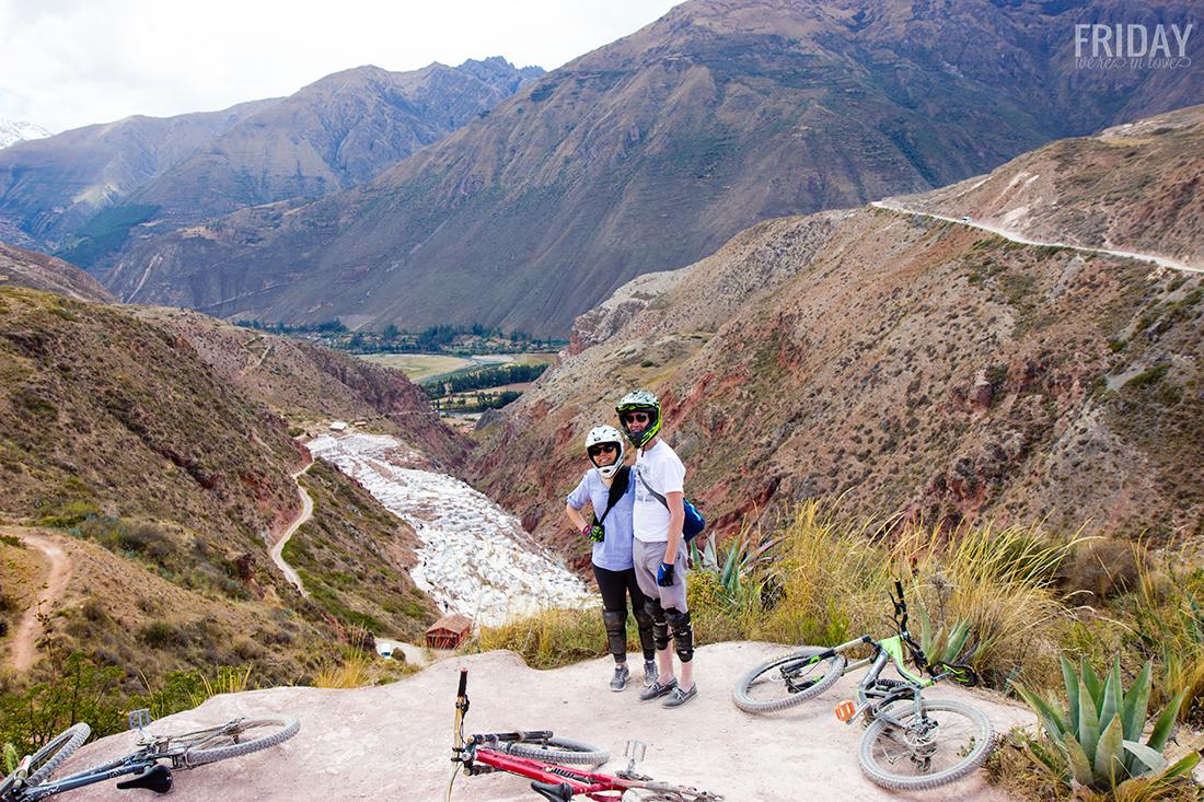 Biking Tour Maras Peru