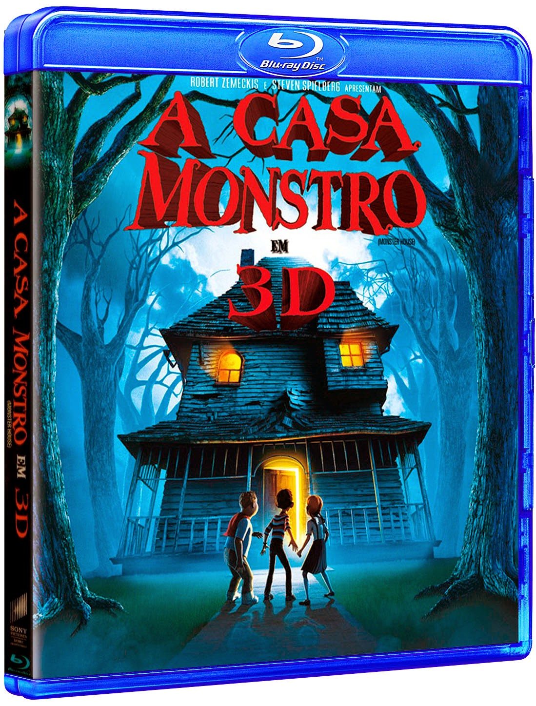 A Casa Monstro (2006) Torrent BluRay 1080p 3D HSBS Dublado
