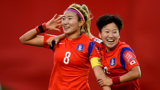 Highlights South Korea 2 – 1 Spain (Women World Cup)
