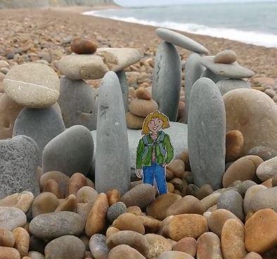 Mollie's Stonehenge