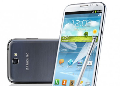 Samsung Galaxy Note 2: Android 4.1.2 update