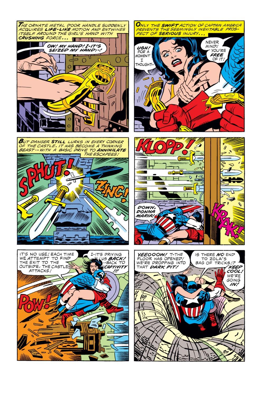 Captain America (1968) Issue #211 #125 - English 10