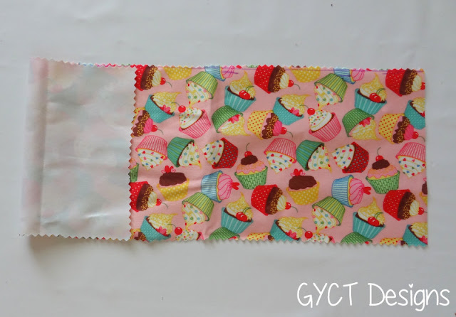 Free Reusable Snack Bag Tutorial