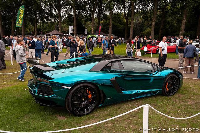 Luxury Lamborghini Cars Lamborghini Aventador Dragon Edition