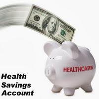 HSA piggy bank graphic