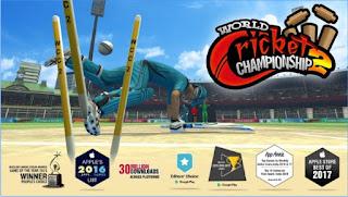 World Cricket Championship 2 MOD APK v2.7.5 Latest Version Unlimited Coins