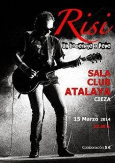 Homenaje a Risi 2014