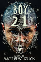 Book cover of Boy21 by Matthew Quick