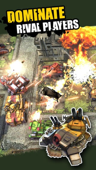 screenshot 3 Base Busters™ v1.1.1
