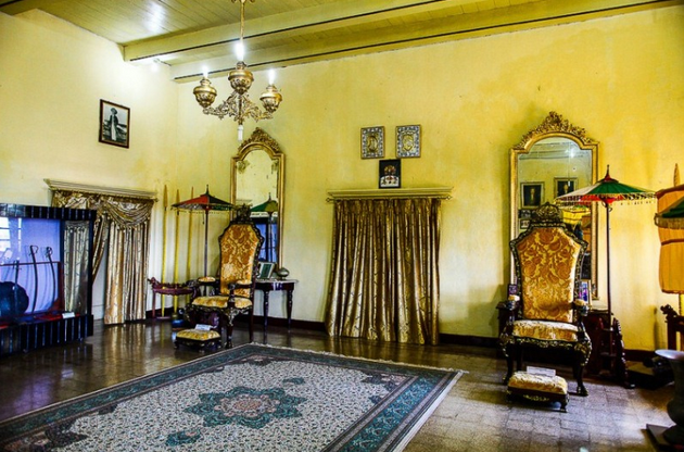 Keraton Kesultanan Ternate - Wisata Sejarah Kota Ternate