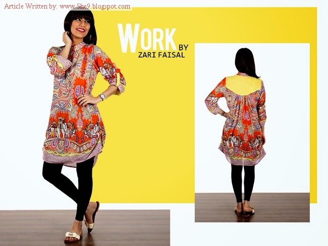 latest Winter Kurta-Kurti for Gils