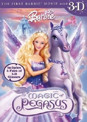 Búp Bê Barbie: Công Chúa Và Chú Ngựa Thần - Barbie And The Magic Of Pegasus