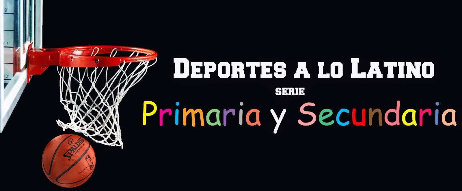 Serie Primaria y Secundaria