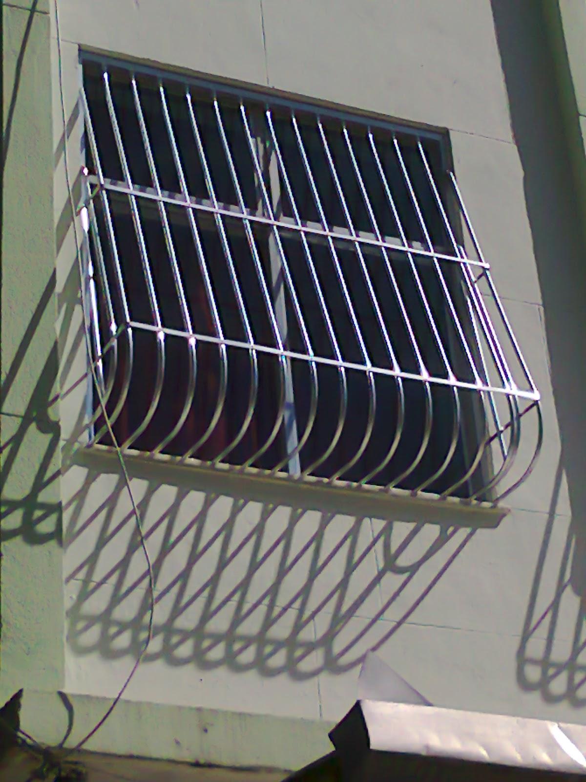 #525879 SERRALHERIA ALUFERMAX DEL CASTILHO RJ ZONA NORTE: Junho 2012 4136 Grade De Ferro Para Janela De Aluminio