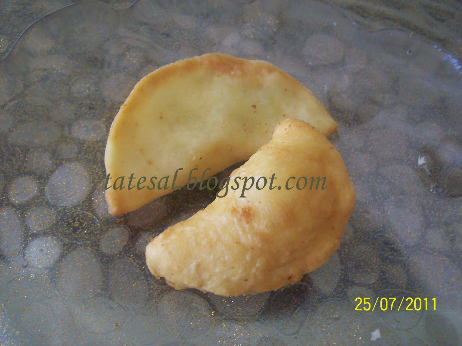 Peynirli Hamur Kızartması – Pişi