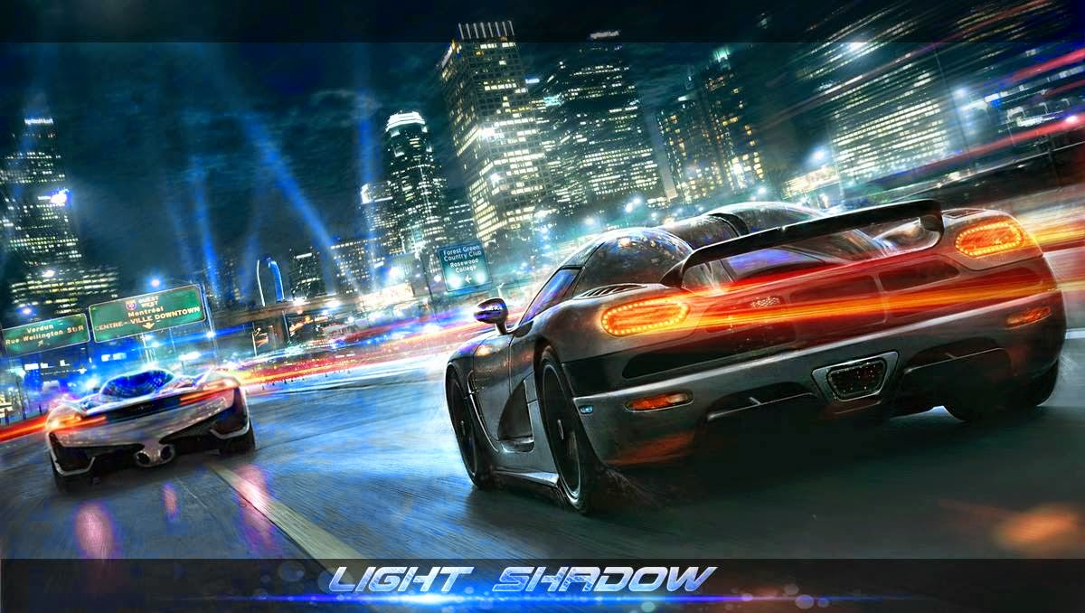 Light Shadow Racing Online v1.0.1 APK