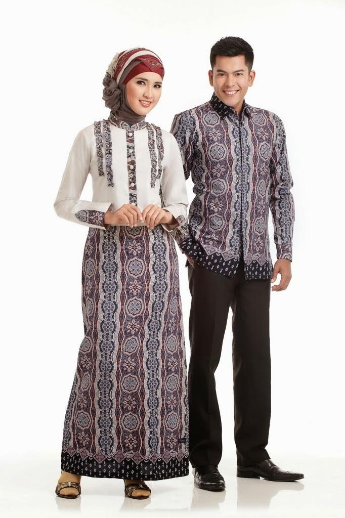 Busana Muslim Batik Modern Holidays Oo