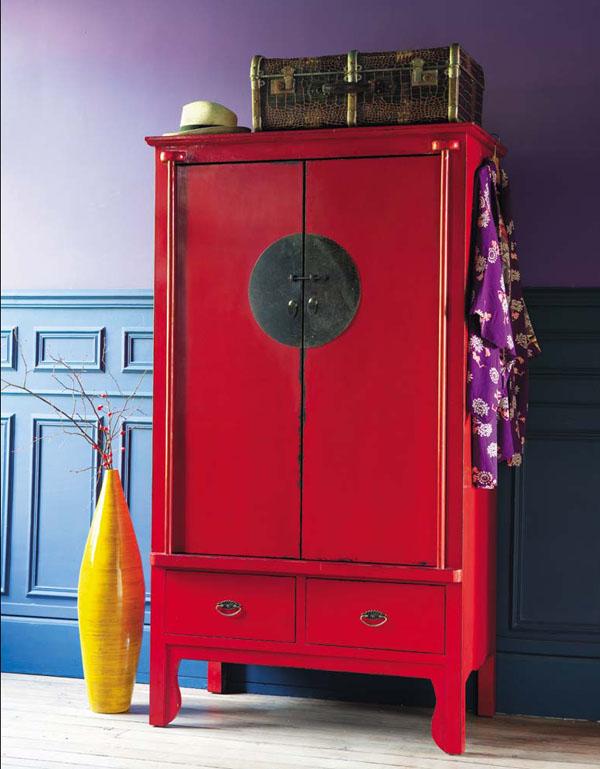 Rustik chateaux Como decorar con muebles chinos tradicionales