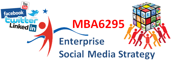 Student Blogs: MBA6295 - Enterprise Social Media Strategy