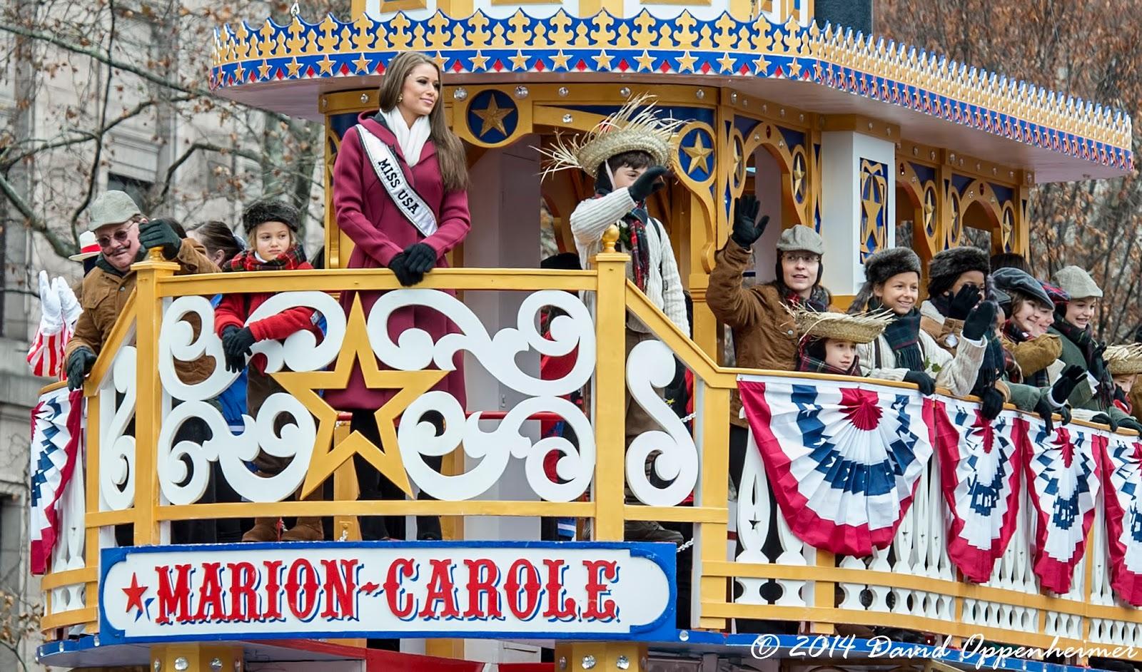 Marion-Carole Showboat