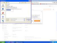 Как загрузить файл экспорта блога на диск