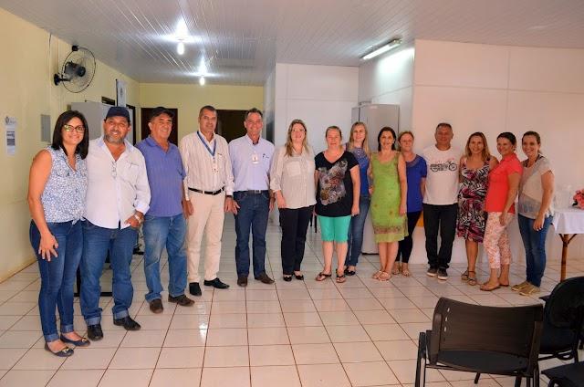 Roncador foi um dos municípios selecionados entre milhares de todo Brasil